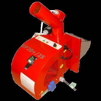Пелетна горелка Ерато GP25, GP32 - III генерация